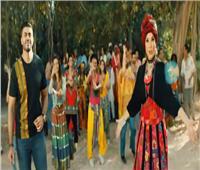 بالفديو| خالد سليم وأنوشكا ونيهال نبيل يغنون «عصر جديد»