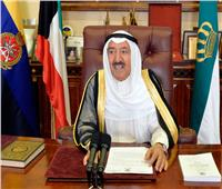 أمير الكويت: نؤيد كل ماتتخذه السعودية من إجراءات لمواجهة الإرهاب