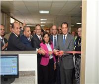 جامعة أسيوط تفتح المرحلة الأولى من برنامج ميكنة مستشفى الأورام