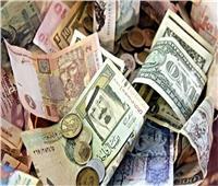 أسعار العملات الأجنبية تواصل تراجعها أمام الجنيه المصري 13 يونيو