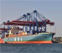وصول 230 ألف طن غلال إلى ميناء الإسكندرية