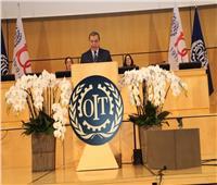 مصر أمام 187 دولة بمؤتمر العمل الدولي: رفع معدل النمو لـ5.6% وخفض البطالة