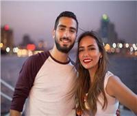 فيديو   خطوبة محمد الشرنوبي والمنتجة سارة الطباخ