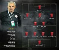 أمم إفريقيا 2019  تشكيل منتخب مصر لمباراة تنزانيا الودية