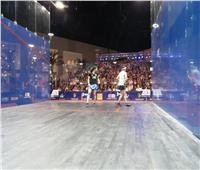 رنيم الوليلي تتأهل لنهائي بطولة السوبر العالمي للإسكواش