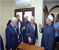افتتاح مركز الثقافة الإسلامية «لغات» بشرم الشيخ بعد تطويره