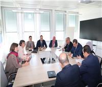 وفد «القوى العاملة» يلتقي كبار المسئولين بمنظمة العمل الدولية في جنيف
