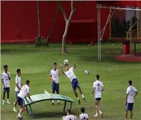 ميسي يغيب عن التدريبات الأخيرة قبل ملاقاة كولومبيا