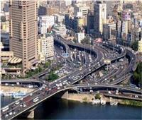 امتحانات الثانوية 2019| كثافات مرورية متحركة في شوارع القاهرة والجيزة