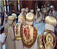 تدشين مذابح كنيسة يوسف النجار ويوحنا الحبيب بكنيسة العذراء بالوجوه