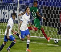 منتخب البرازيل يفوز على بوليفيا بثلاثية نظيفة في افتتاح «كوبا أمريكا»