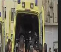 نقل طالبة بامتحان «الاستاتيكا» إلى مستشفى كفر الزيات العام