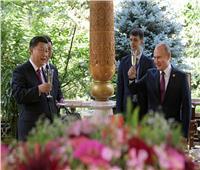 «آيس كريم» هدية من بوتين لرئيس الصين في عيد ميلاده الـ66