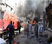 التلفزيون السوري: سماع دوي انفجار في دمشق