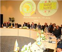 صور| ختام فعاليات الاجتماع الرابع لاتحاد هيئات مكافحة الفساد الأفريقية