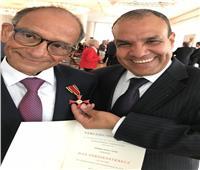 فيديو| سفير مصر في ألمانيا: هاني عازر مصدر فخر واعتزاز للمصريين