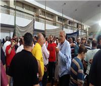 مرشح يحرر محضر لمخالفة الإجراءات فى إنتخابات غرفة بورسعيد