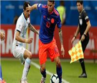 كولومبيا تسقط الأرجنتين بهدفين دون رد في أولى مفاجآت كوبا أمريكا
