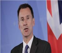 وزير الخارجية البريطاني: شبه متأكدون أن إيران خلف هجوم الناقلتين