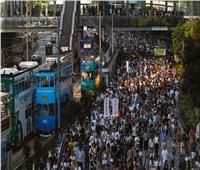 الآلاف يتظاهرون في تايوان دعمًا لمتظاهري هونج كونج