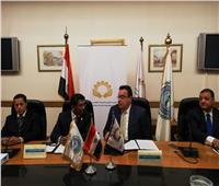 بروتوكول تعاون بين لجنة الضرائب بالصناعات و«عربي المخلصين الجمركيين»