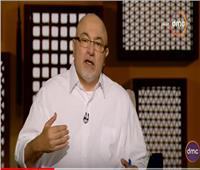 فيديو| خالد الجندي: نحترم النظام ولا نسعى للمناصب أو الأموال