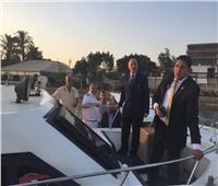 استمرار حملةالقضاء على التعديات والمخالفات على النيل