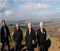 «هضبة ترامب»..الحكومة الإسرائيلية تصدق على إقامة بلدة جديدة بالجولان