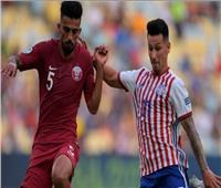 كوبا أمريكا 2019| باراجواي تتقدم على قطر بهدف مقابل لا شئ في الشوط الأول