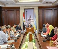 محافظ الإسكندرية يوجه برفع كفاءة شارع المكس وحتى الكيلو ٢١