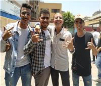 ثانوية عامة 2019 |«الديناميكا» يرسم البسمة على وجوه طلاب شبرا