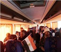 سوهاج تستقبل 87 سائحًا أجنبيًا لزيارة المناطق الأثرية