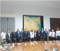 «الزراعة» تبحث مع شركات دانماركية إنشاء مزرعة للجمبري في مصر
