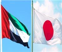 الإمارات واليابان تبحثان تعزيز العلاقات العسكرية المشتركة
