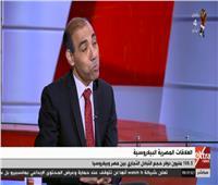 فيديو| خبير علاقات دولية: 27 شركة «بيلاروسية» دخلت السوق المصري