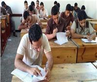 ثانوية عامة 2019| البسمة تعلو وجوه طلاب شمال سيناء