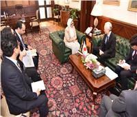 الصحة تبحث تحضيرات قمة العشرين مع سفير اليابان