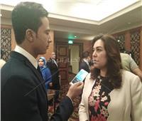 منال عوض: تولي المرأة المصرية منصب محافظ مفاجأة للدول الإفريقية