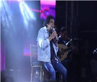 محمد منير نجم مهرجان جرش بعد غياب 17 عامًا