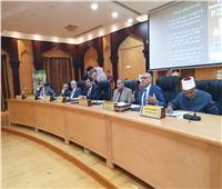 مشاركات واسعة في فعاليات الأسبوع الوطني الخامس للتنمية بجامعة الأزهر