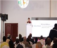 بدور القاسمي: دعم أفريقيا للارتقاء بصناعة النشر والكتاب