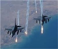 مقاتلات التحالف العربي تشن غارات جوية ضد مليشيا الحوثي باليمن