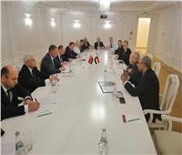 «الإنتاج الحربي» يلتقي وزير الصناعة البيلاروسي لفتح آفاق جديدة للتعاون المشترك