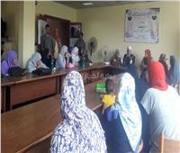 ملتقى التوعية الأول عن أضرار ختان الإناث بمركز النيل للإعلام بالمنوفية