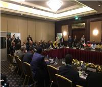 ننشر تفاصيل الجلسة الأولى لمؤتمر المدن الإفريقية