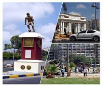 مدن «الكان» تتزين| أعمال تطوير غير مسبوقة بالإسكندرية لاستقبال الكرنفال الإفريقي