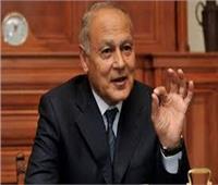 أبو الغيط يبحث مع عزام الأحمد تطورات القضية الفلسطينية