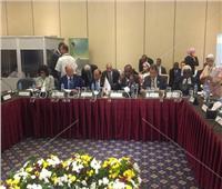 وزير التنمية المحلية اعتماد اللغة العربية بمنظمة المدن والحكومات الأفريقية