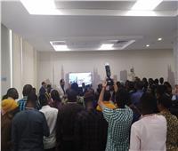 مرصد الأزهر يستقبل وفد برنامج منحة ناصر للقيادة الأفريقية الشابة