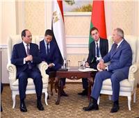 خبراء يوضحون فرص مصر الاستثمارية بعد زيارة «السيسي» لبيلاروسيا